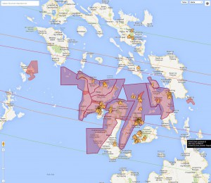 Karte-Haiyan-Hurrikan-Philippinen