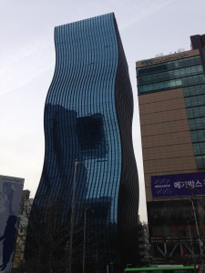 Seoul-City-Skyscraper