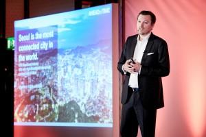 Fourth Industrial Revolution Keynote Redner Monty Metzger Industry 4.0