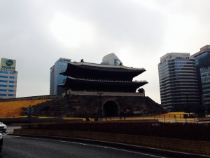 Seoul-City-Palast