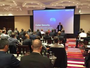 Redner Vortrag Cyber Security Monty Metzger